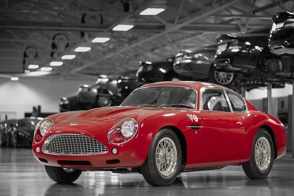 Ruote Borrani consolida la collaborazione con Aston Martin Continuation