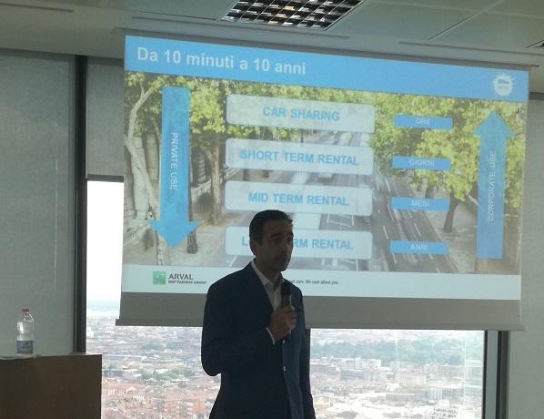 Arval Car Sharing: l'innovativa offerta di mobilità per aziende e dipendenti