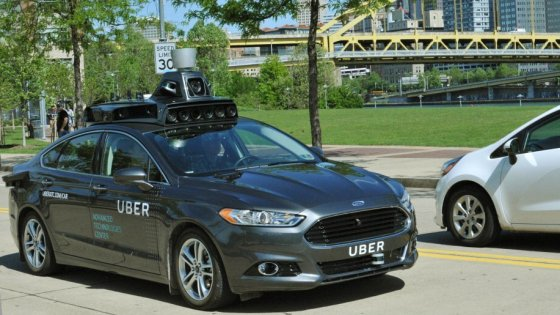 Guida autonoma: dai test di Uber emergono i rischi