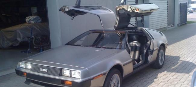 La DeLorean di Ritorno al Futuro è di un ticinese