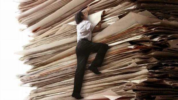 Troppa burocrazia per le imprese italiane