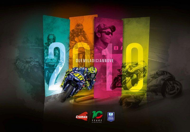 Nuovo calendario 2019 Cromax Italia