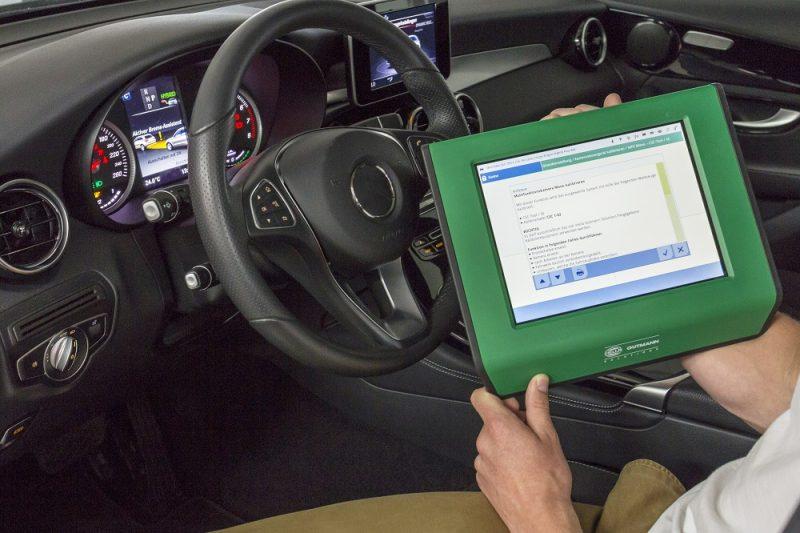 Hella Gutmann: diagnostica sui veicoli Mercedes con protezione accesso dati