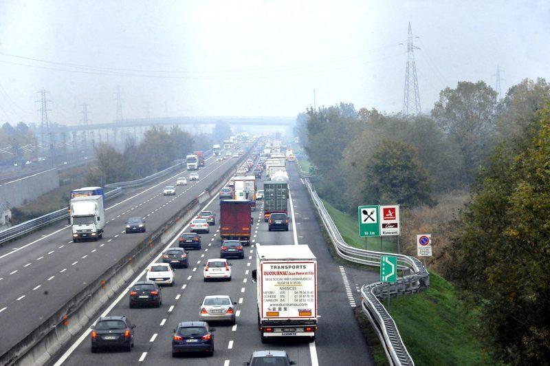 Diminuiscono gli incidenti in autostrada