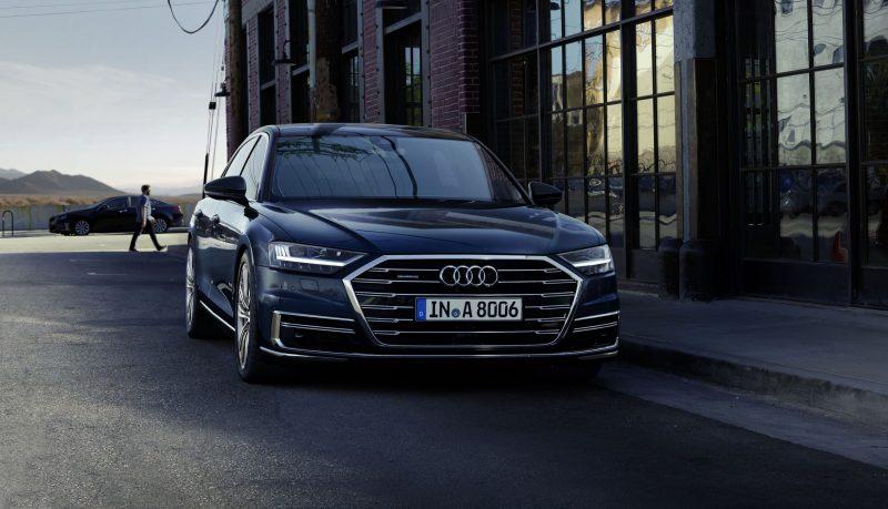 LED OSRAM high tech per i fari anteriori della nuova Audi A8