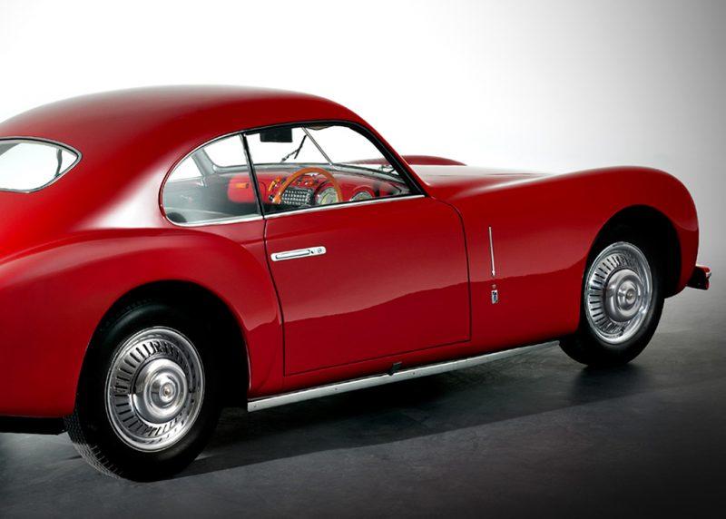 ASI celebra il design italiano ad Automotoretrò e a Retromobile