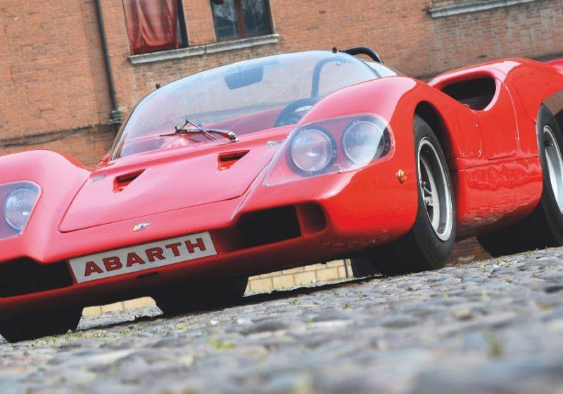 Automotoretrò celebra la leggenda Abarth