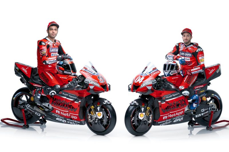 Q1 è partner ufficiale di Ducati Corse