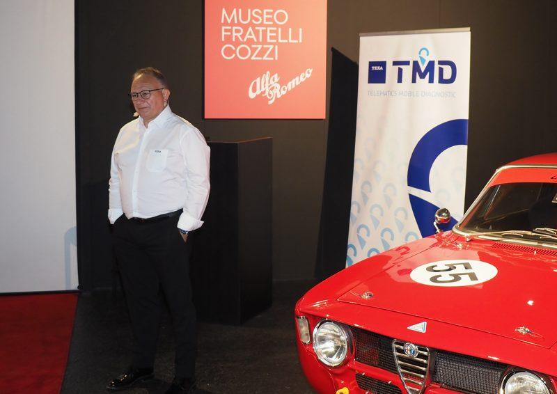 TEXA TMD: LA TELEMATICA diventa Diagnostic Service Provider