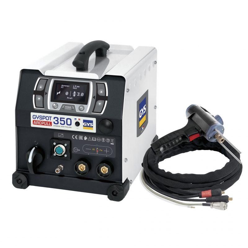Saldatura: nuovo generatore ARCPULL 350 per il processo ad Arco Tirato