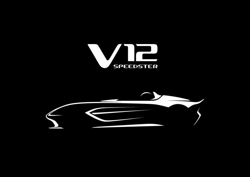 Nuova Aston Martin V12 Speedster edizione limitata: 88 esemplari