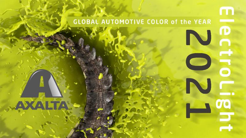 Axalta presenta ElectroLight:<br>il nuovo colore globale Axalta che illuminerà il futuro della mobilità