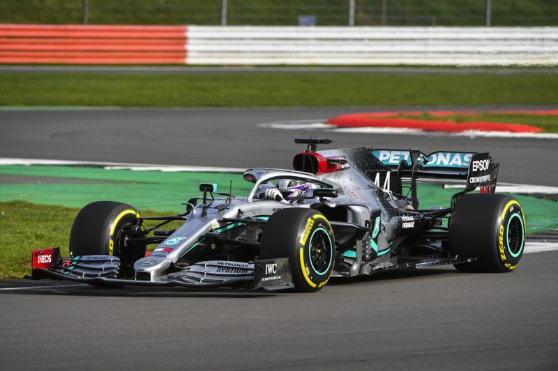 Axalta rinnova l'accordo con il Team di Formula Uno Mercedes-AMG Petronas