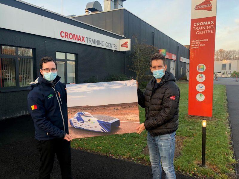 Axalta: rinnovato l'accordo con Agoria Solar Team