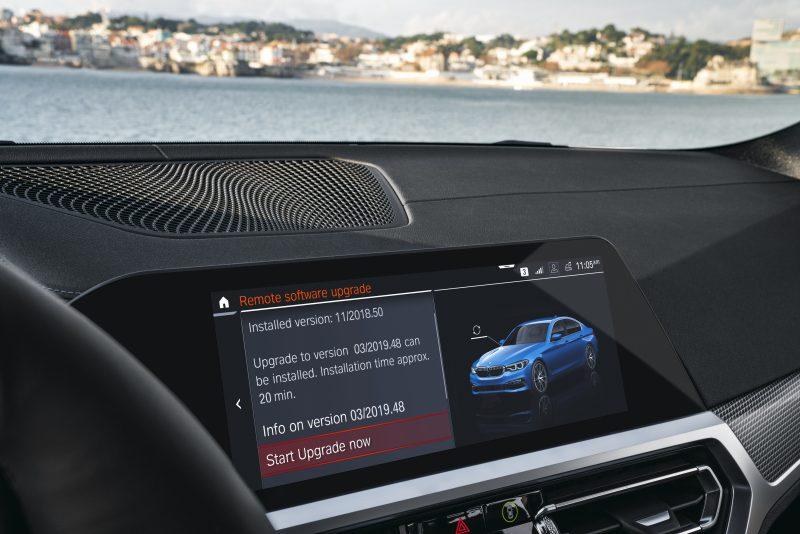 Elettronica che avanza: BMW e gli aggiornamenti ai software