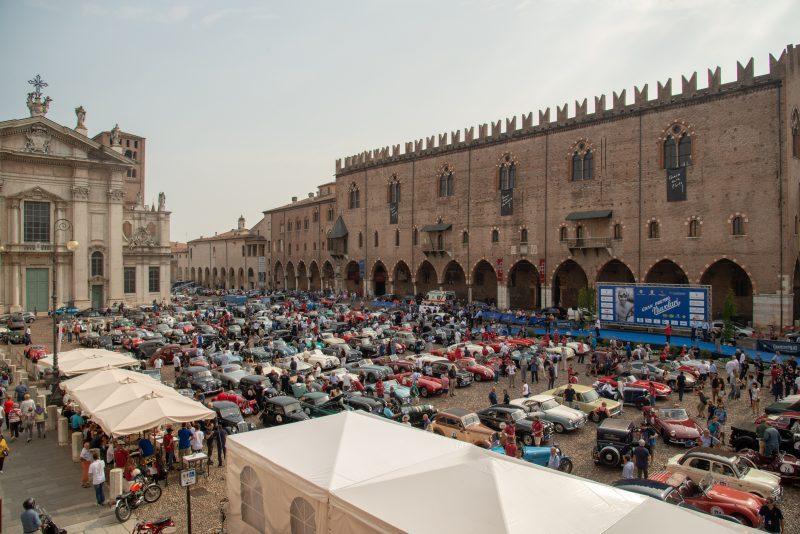 Gran Premio Nuvolari 2019: la gara più tecnica d'Italia scalda i motori