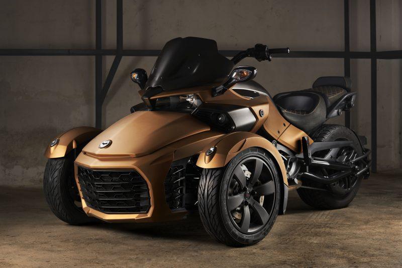 Moto a tre ruote: Officine GP Design presenta Bat.81, la sua ultima creazione