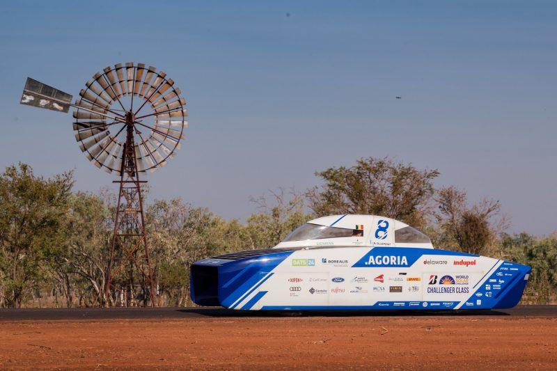 Cromax: Agoria Solar Team è Campione del Mondo
