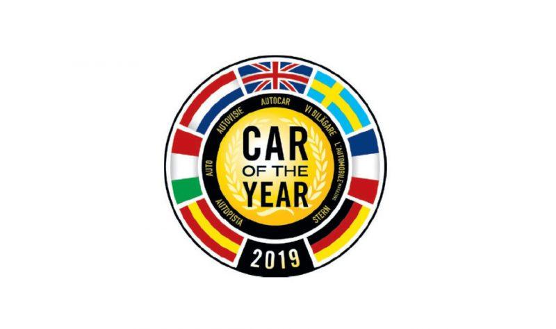 Car of the Year 2019, le sette finaliste