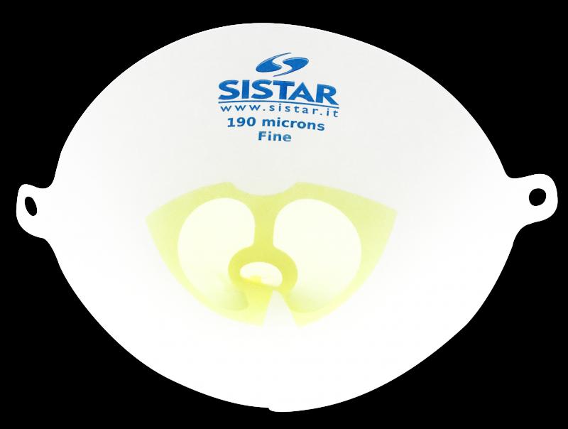 Sistar: colini filtro in carta monouso