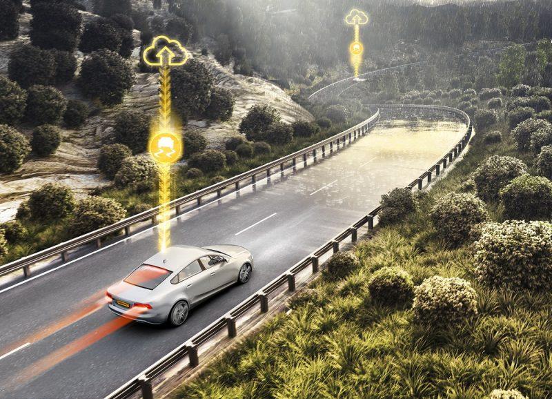 La tecnologia predittiva diventa realtà con i sistemi eHorizon e PreviewESC di Continental