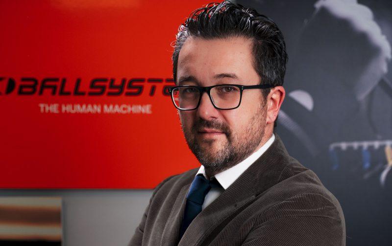 Ballsystem: Mario Giagnoni è il nuovo Responsabile OEMs e Logistic Service Providers