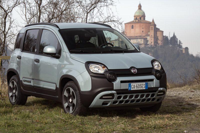 Fiat Panda ibrida: come funziona il motore?