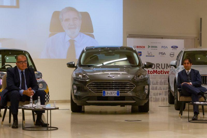 #FORUMAutoMotive: la filiera chiede al Governo un piano nazionale per la mobilità