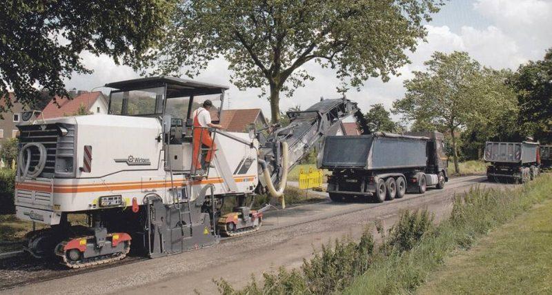 """Cresce il riciclo delle pavimentazioni stradali, ma l'Italia resta """"fanalino di coda"""" in Europa"""