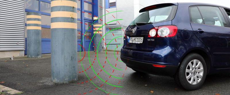 Sensori TPMS e di parcheggio nella gamma HELLA aftermarket