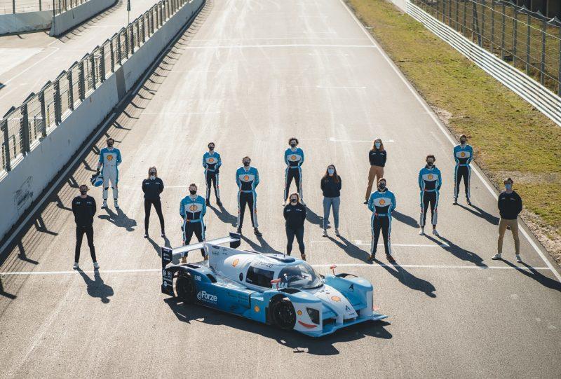 Auto e idrogeno: un futuro nelle corse?