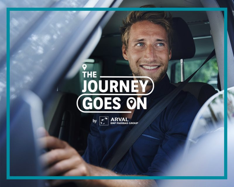 "Arval lancia ""The Journey Goes On"", per rispondere alle nuove esigenze di aziende e privati nella fase post lockdown Covid-19"