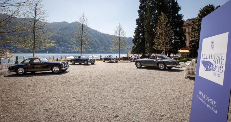 Villa d'Este Style: in mostra le Alfa Romeo Coupé