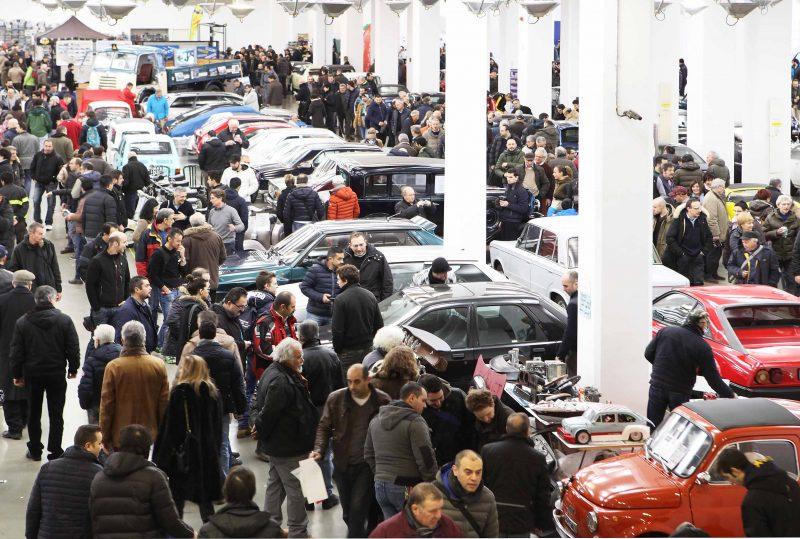 Oltre 67.000 visitatori a Torino per Automotoretrò e Automotoracing 2018