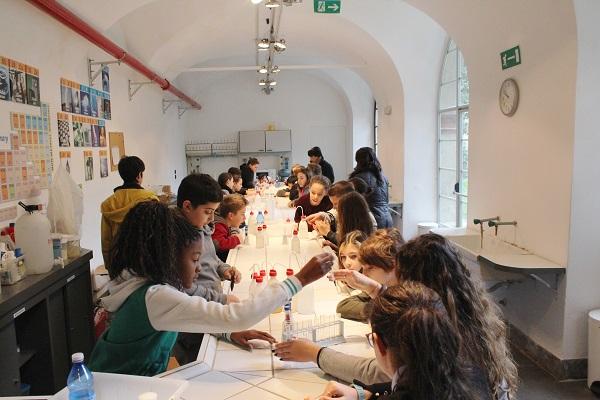 PPG sostiene il progetto di rinnovo del Laboratorio Interattivo di Chimica del Museo Nazionale Scienza e Tecnologia Leonardo da Vinci di Milano