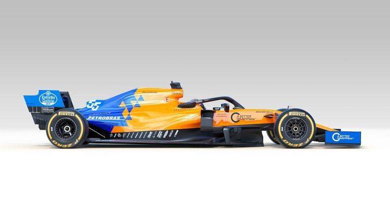 AkzoNobel presenta la nuova livrea della McLaren