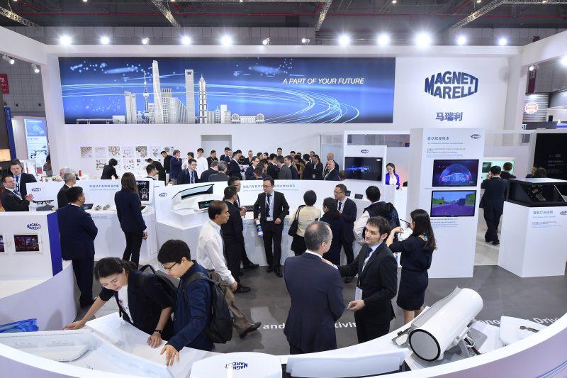 Magneti Marelli ad Auto Shanghai 2019