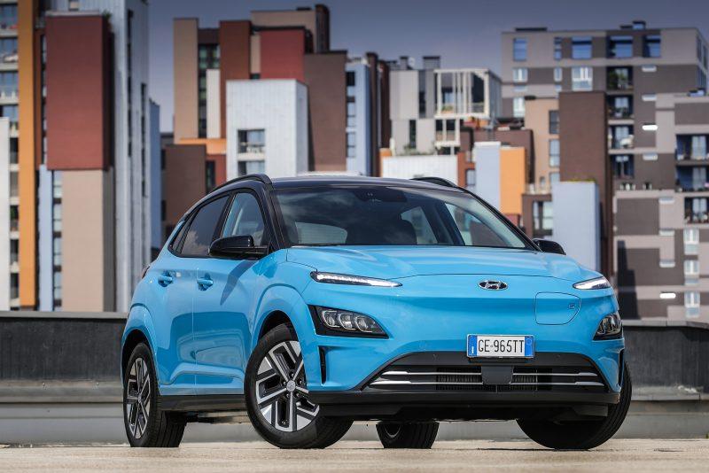 Auto elettriche: KONA Electric tocca quota 100.000 in Europa