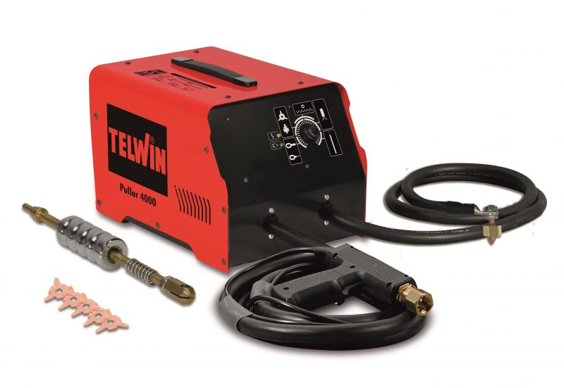 Per lamiere in acciaio: Puller 4000 Telwin