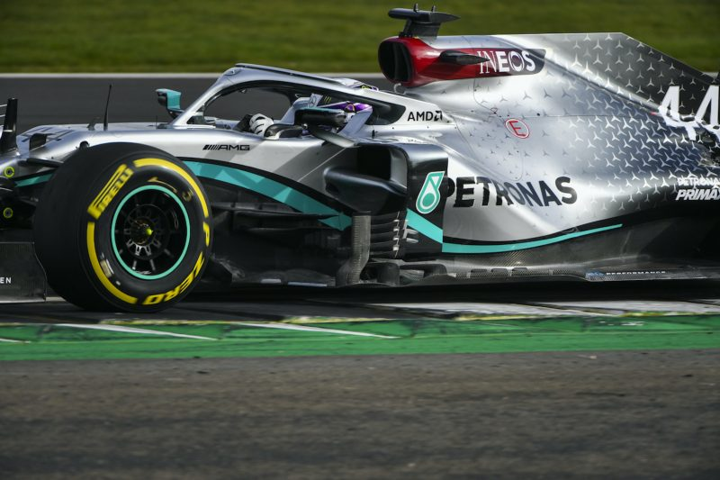 Nuova livrea e nuovo colore per il Team di Formula Uno Mercedes-AMG Petronas