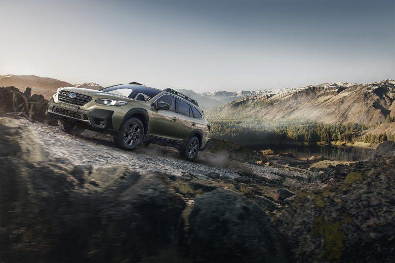 Subaru Italia alla prima edizione dellaFiera Internazionale Fuoristrada con i suoi modelli off-road e SUV più iconici