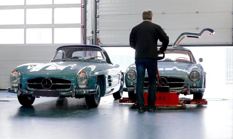 Standox: come ottenere il massimo dal restauro delle auto d'epoca
