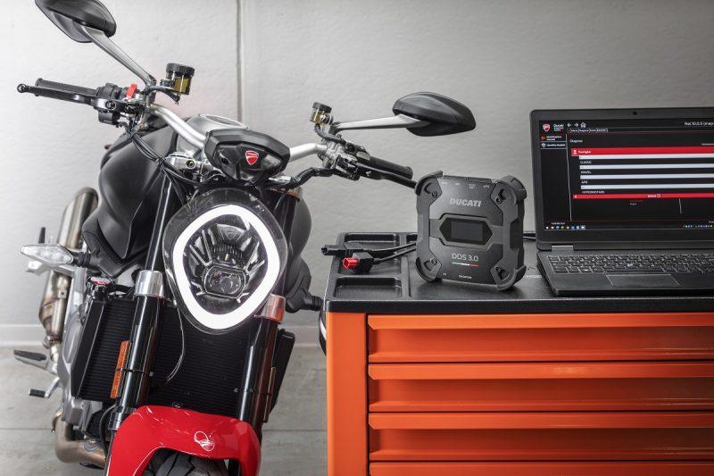 TEXA è Fornitore Ufficiale Ducati per il decimo anno