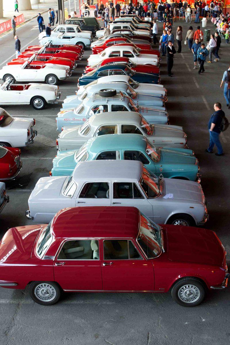 Milano AutoClassica: si moltiplicano i raduni del fine settimana