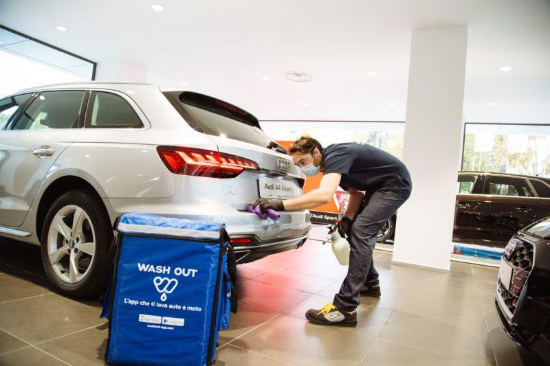 Sanificazione e lavaggio a domicilio: nuovo servizio WashOut per le aziende