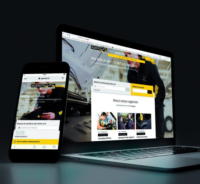 RHIAG: online i nuovi siti delle reti riparative