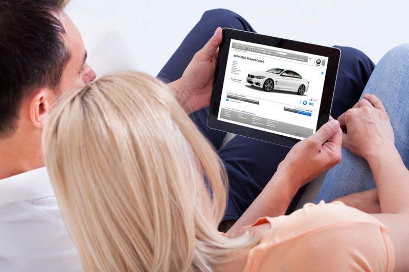 Acquisti auto online: nel 2030 arriveranno al 10%