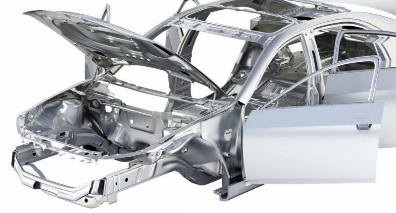 Cresce l'utilizzo dell'alluminio nell' automotive: in 5 anni 20 kg in più a veicolo