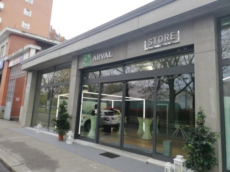 """Nasce a Torino il primo """"Arval Store"""""""
