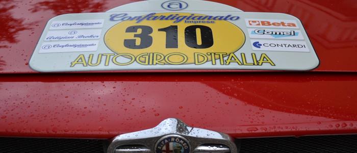 Auto storiche: parte da Verona l' Autogiro 2020